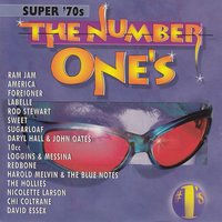 The Number One's: Super '70s — сборник