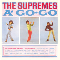 Supremes A Go Go — Diana Ross & The Supremes