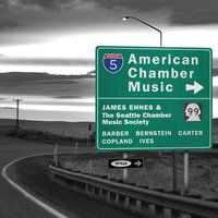 Barber  Adagio . American Chamber Music — Elliott Carter, James Ehnes