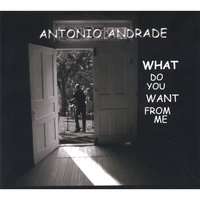 What Do You Want From Me — Antonio Andrade