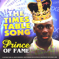 The Times Table Song — Prince Of Fame