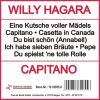 Capitano — Willy Hagara