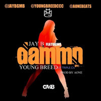 Dammn (feat. Young Breed) — Jay B