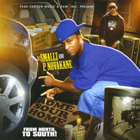 "Home Sour Home II ""From North to South"" — DJ Smallz & P. Novakane"