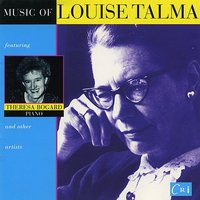 Music of Louise Talma — Theresa Bogard