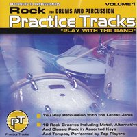 Rock for Drums and Percussion Vol. 1 — Practice-Tracks