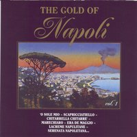 The Gold Of Napoli Vol 1 — Various Artists - Duck Records