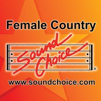 Karaoke - Contemporary Female Country - Vol.10 — Karaoke, Various Artists - Sound Choice Karaoke