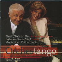 Orquestango — Daniel Binelli & Polly Ferman with Montevideo Philharmonic