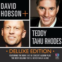 David Hobson & Teddy Tahu Rhodes — David Hobson