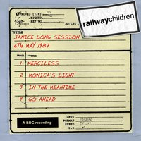 Janice Long Session (6th May 1987) — The Railway Children