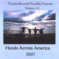 Hands Across America 2007 Vol.10 — Compilation CD