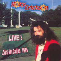 Live in dallas 1979 with the nervebreakers — Roky Erickson