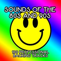 Sounds of the 80's and 90's - 100 Professional Backing Tracks — The Retro Spectors