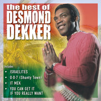 The Best Of Desmond Dekker — Desmond Dekker