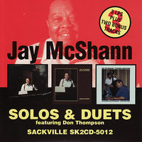 Solos & Duets — Jay McShann, Don Thompson