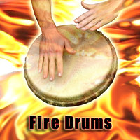 Fire Drums — Various Music Mosaic Artists