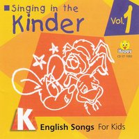 Singing in the Kinder: English Songs for Kids, Vol. 1 — WAKE UP!