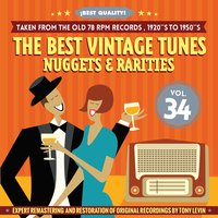 The Best Vintage Tunes. Nuggets & Rarities ¡Best Quality! Vol. 34 — сборник