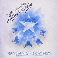 The Angels Sing Merry Christmas — Mantovani & His Orchestra