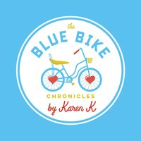 The Blue Bike Chronicles — Karen K