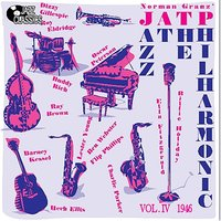 Jazz at the Philharmonic - Vol. 4 — Jazz at the Philharmonic All Stars