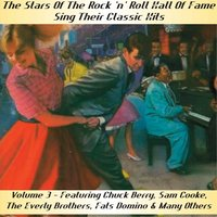 The Stars of the Rock and Roll Hall of Fame Sing Their Classic Hits - Volume 3 — сборник