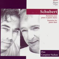 Fantasies for piano duet — Duo Campion-Vachon