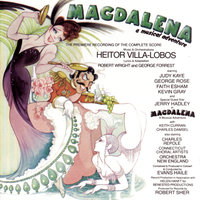 Magdalena (Studio Cast Recording) — Studio Cast of Magdalena (1989)