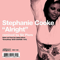 Alright — Stephanie Cooke