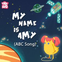 My Name Is Amy — Suzanne D'Mello