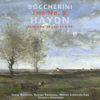 Boccherini: Trio No. 5 - Haydn: Sonata No. 48 , 51, 44 & 45 — Virginia Pleasants