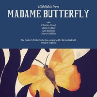 Puccini: Madame Butterfly — Charles Craig, Marie Collier & The Sadler's Wells Orchestra