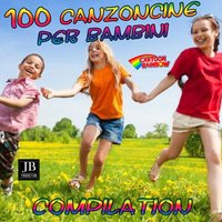100 canzoncine per bambine — Cartoon Rainbow