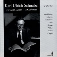 The Tenth Decade - A Celebration — Karl Ulrich Schnabel