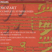 Mozart: Complete Symphonies — Sir Neville Marriner, Academy of St. Martin in the Fields, Royal Concertgebouw Orchestra, Josef Krips