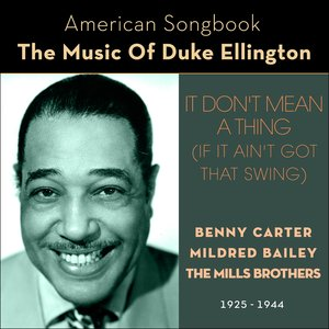 Duke Ellington and his Orchestra, Adelaide Hall - The Blues I Love To Sing