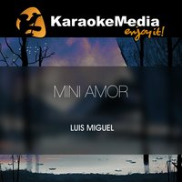 Mini Amor [In The Style Of Luis Miguel] — Karaokemedia