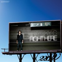Right Here — Nicky c