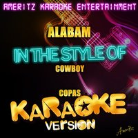Alabam (In the Style of Cowboy Copas) - Single — Ameritz Karaoke Entertainment