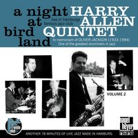 A Night at Birdland, Vol. 2 — Randy Sandke, Harry Allen, Len Skeat, Brian Dee, Oliver Jackson