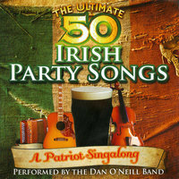 The Ultimate 50 Irish Party Songs — Dan O'Neill Band
