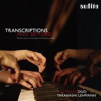 Transcriptions and Beyond — PianoDuo Takahashi Lehmann