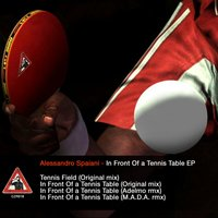 In Front Of A Tennis Table EP — Alessandro Spaiani