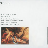 Locke: Psyche — Philip Pickett, New London Consort