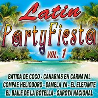 Latin Party Fiesta Vol.1 — Brazil Conection