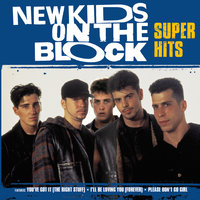 Super Hits — New Kids On The Block