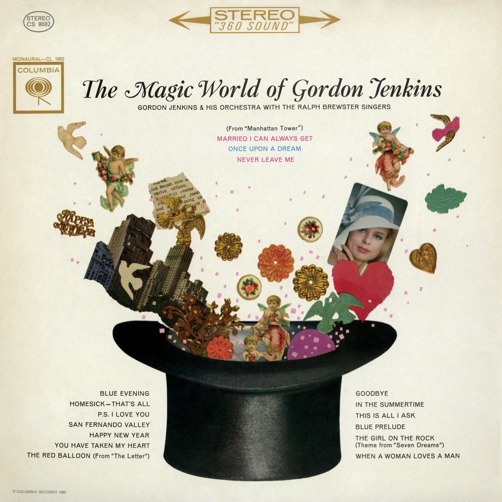 Patty Andrews And Gordon Jenkins And His Orchestra - If You Go - That's How A Love Song Is Born
