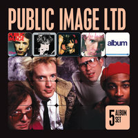 5 Album Set — Public Image Ltd.