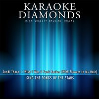 I Wish I Was A Punk Rocker (With Flowers In My Hair) — Karaoke Diamonds